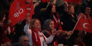 CHP Kadın Kolları Kurultayı pazar günü yapılacak