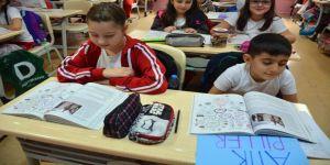 Çevre projesi ders kitaplarında yer aldı