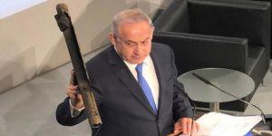Netanyahu resmen tehdit etti !