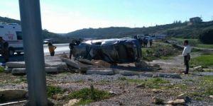 Tafik kazasında aynı ismi taşıyan 2 kişi hayatını kaybetti