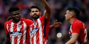 Atletico Madrid, Athletic Bilbao'yu 2-0 mağlup etti