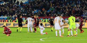 Trabzonspor, Başakşehir'e yenildi