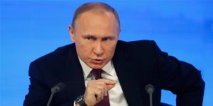 Putin'den Ruhani'ye başsağlığı