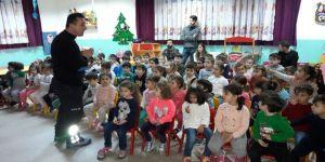 İzmit'te çocuklar uyarılıyor