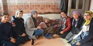Torbalı'da evde bakım yüzlerce kişiye ulaştı