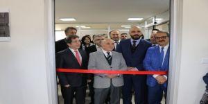 Diş Hastanesi'nde Protez Laboratuvarı açıldı