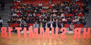 Üniversitede 'insan kaynakları' zirvesi