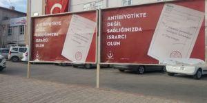 'Akılcı Antibiyotik Kullanımı' kampanyası