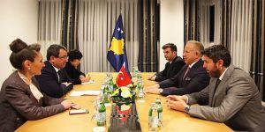 Dışişleri Bakan Yardımcısı Yıldız, Kosova'da