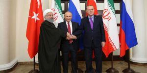 Türk, Rus, İran liderleri İstanbul'da buluşacak