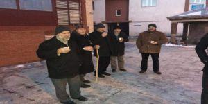 Ülkü Ocakları Fırat Çakıroğlu için çorba dağıttı