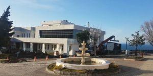 Amasra İlçe Devlet Hastanesi tamamlanıyor