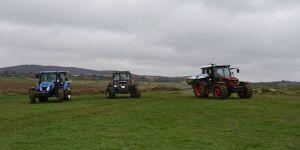 Çiftçiye gübre desteği