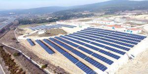 Güneş Enerji Santrali ile 10 bin hanelik enerji üretilecek