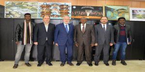 Uludağ Üniversitesi'nden Somali üniversitesine akademik destek