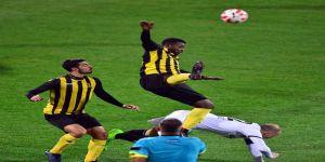 İstanbulspor, Manisaspor'u tek golle geçti