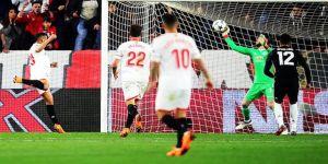 Sevilla ile Manchester United berabere kaldı