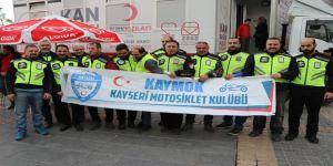Mehmetçik'e kan bağışı