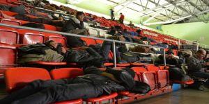 Bir kaçak göçmen vakası daha