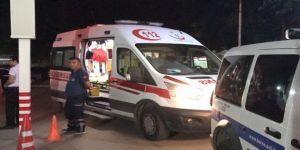 İlçe Jandarma Komutanlığında yangın: 8 asker zehirlendi