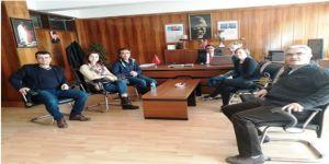 Slovenyalı proje ortakları geldi