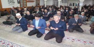 Dualar Afrin şehitleri için