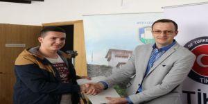 TİKA'nın desteğiyle Bosna Hersek'te gençler iş sahibi oluyor