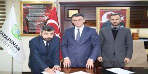 Kayapınar Belediyesi ile Müftülük protokol imzaladı
