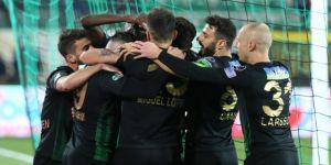 Akhisarspor sahasında Konyaspor'a göz açtırmadı !