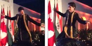 Kanada Başbakanı'ndan şoke eden şov !