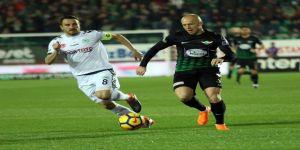 Akhisarspor, Konyaspor'u farklı geçti