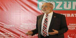 Karamollaoğlu'ndan Abdullah Gül iddialarına cevap
