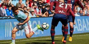 Emre Mor ilk golün asistini yaptı