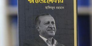 Erdoğan'ı ülkesinde tanıtmak için kitap yazdı