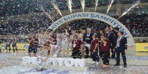 Kadınlar Türkiye Kupası'nda şampiyon Yakın Doğu Üniversitesi