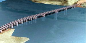 Anadolu köprü ve tünellerle örülüyor