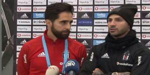 """""""Beşiktaş'ta oynadığım için gurur duyuyorum"""""""