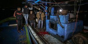 İsrail'den Gazze'de balıkçılara saldırı