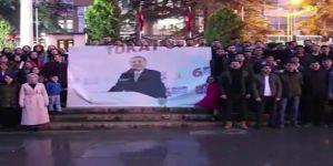 Erdoğan'ın doğum gününe özel gençler kısa film hazırladı