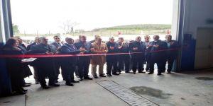 Marmarabirlik Mudanya'da dev tesislerinin açılışını yaptı