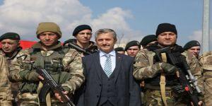 Başkan Tahmazoğlu, Mehmetçiği yalnız bırakmadı