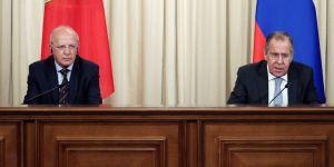 Lavrov: Rusya, özür dilemeyecek