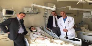 Bulgaristan'ın ilki Ege Tıp'tan