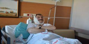 İlk kez tükürük bezi tümörü ameliyatı yapıldı