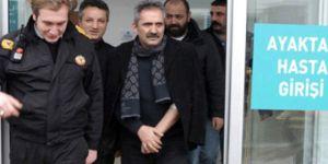 Yavuz Bingöl apar topar hastaneye kaldırıldı
