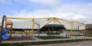 Alikahya Kapalı Pazar Alanı'nın yapımı tamamlandı