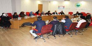 HRÜ öğrencileri profesyonel dış ticaret eğitimi aldı
