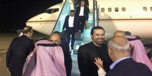 Lübnan Başbakanı Hariri Riyad'da