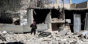 Esed rejimi, Doğu Guta'yı hedef almayı sürdürüyor