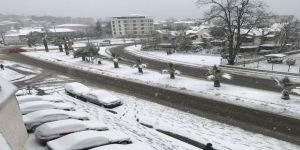 Akçakoca'dan Kar Manzaraları
